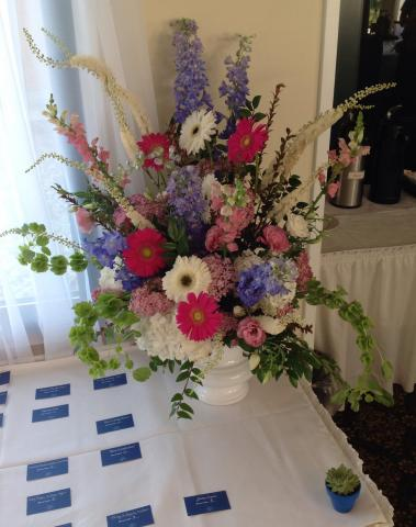 Fairview Gardens, Florist for Montague Retreat Center