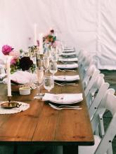 Montague Retreat Center Wedding