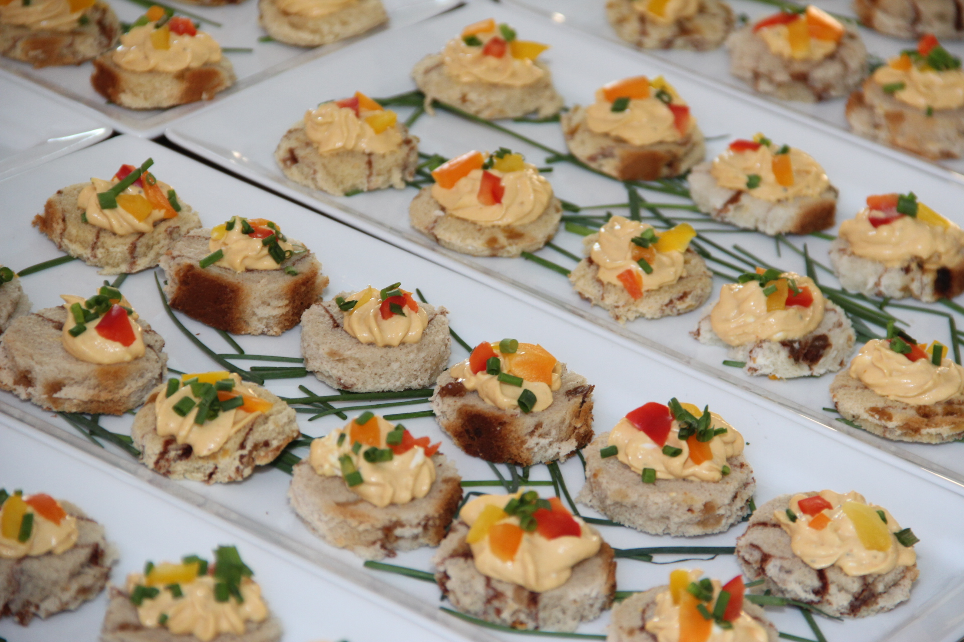 Elegant Affairs, Caterer for Montague Retreat Center